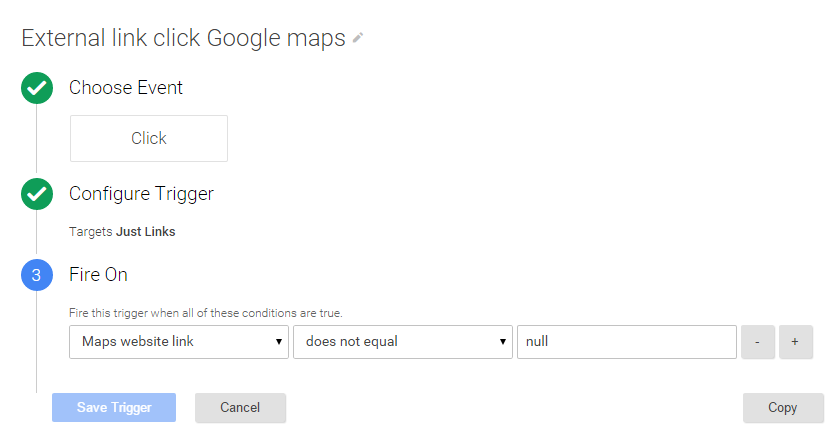 Track outbound link clicks in Google maps - Marthijn Hoiting